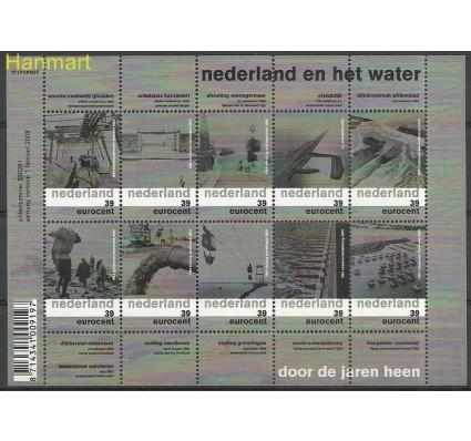 Znaczek Holandia 2003 Mi ark 2086-2095 Czyste **