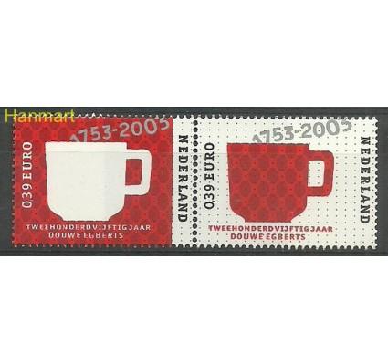 Znaczek Holandia 2003 Mi 2132-2133 Czyste **