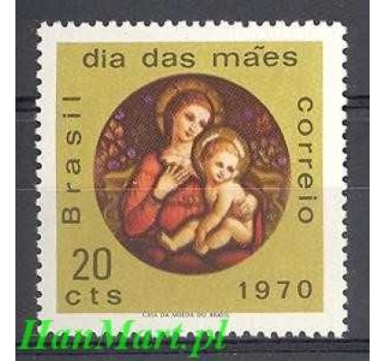 Brazylia 1970 Mi 1256 Czyste **
