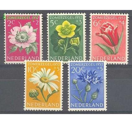 Holandia 1952 Mi 588-592 Z podlepką *