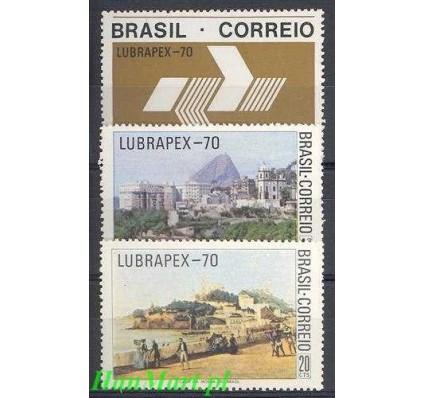 Znaczek Brazylia 1970 Mi 1270-1272 Czyste **