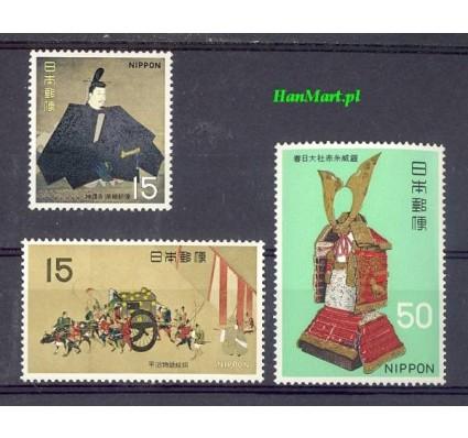 Japonia 1968 Mi 1011-1013 Czyste **