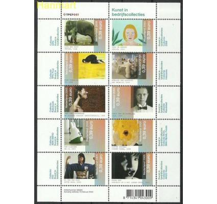 Znaczek Holandia 2005 Mi ark 2283-2292 Czyste **