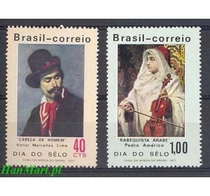 Znaczek Brazylia 1971 Mi 1285-1286 Czyste **