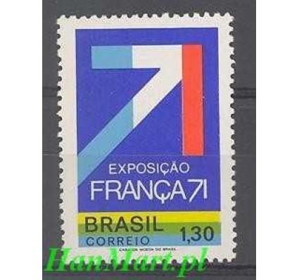 Brazylia 1971 Mi 1291 Czyste **