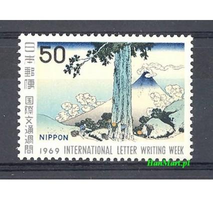 Japonia 1969 Mi 1063 Czyste **