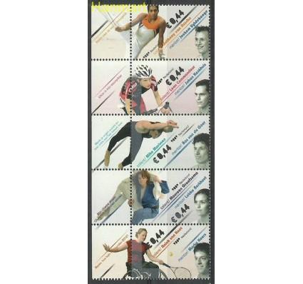 Znaczek Holandia 2009 Mi 2680-2684 Czyste **