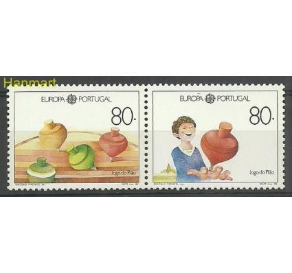 Portugalia 1989 Mi 1785-1786 Czyste **