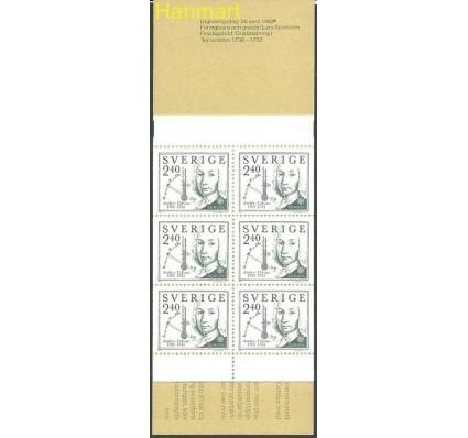 Znaczek Szwecja 1982 Mi mh 1187-1188 Czyste **