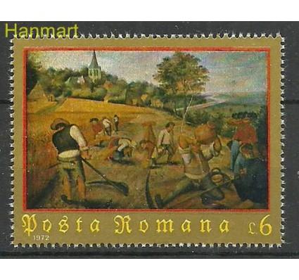 Znaczek Rumunia 1972 Mi 3030 Czyste **
