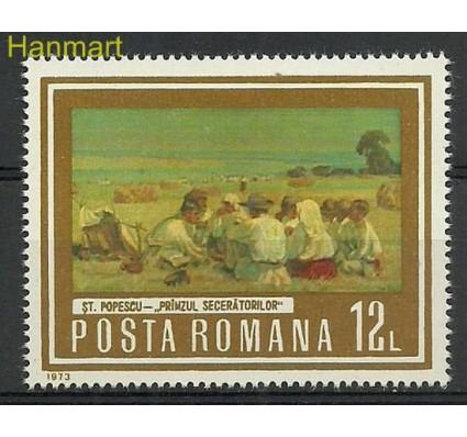 Znaczek Rumunia 1973 Mi 3156 Czyste **