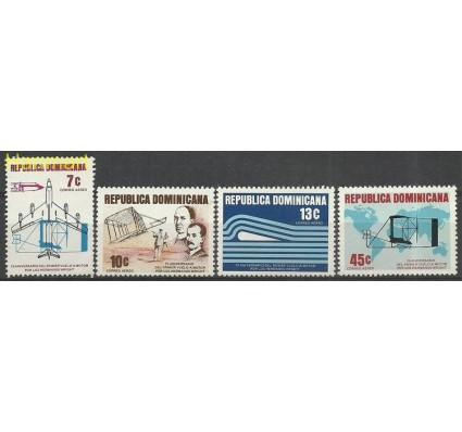 Znaczek Dominikana 1978 Mi 1199-1202 Czyste **