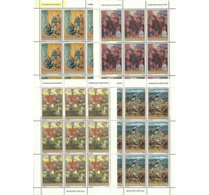 Znaczek Jugosławia 1975 Mi ark 1621-1626 Czyste **