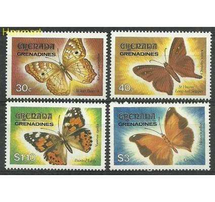 Znaczek Grenada i Grenadyny 1982 Mi 490-493 Czyste **