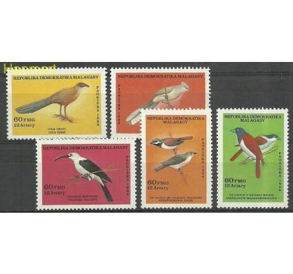 Znaczek Madagaskar 1986 Mi 1039-1043 Czyste **