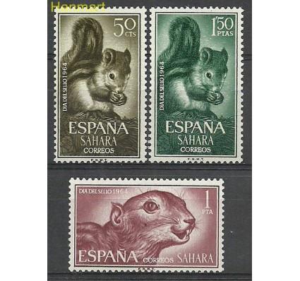 Znaczek Sahara Espanol 1964 Mi 267-269 Czyste **