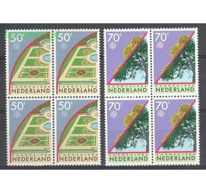 Znaczek Holandia 1986 Mi 1292-1293 Czyste **