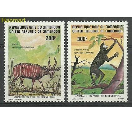 Znaczek Kamerun 1992 Mi 983-984 Czyste **