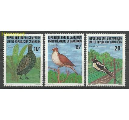 Znaczek Kamerun 1982 Mi 985-987 Czyste **