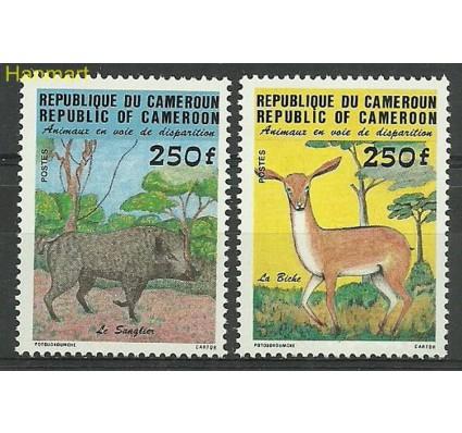 Znaczek Kamerun 1984 Mi 1048-1049 Czyste **