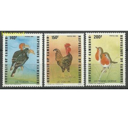 Znaczek Kamerun 1985 Mi 1101-1103 Czyste **
