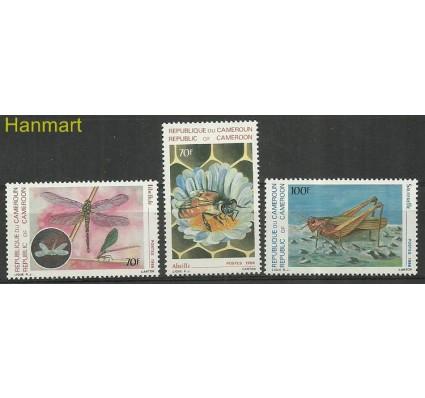 Znaczek Kamerun 1986 Mi 1114-1116 Czyste **