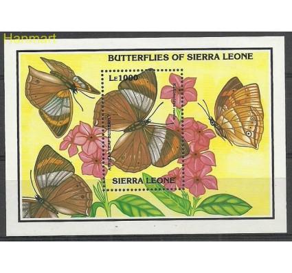 Znaczek Sierra Leone 1993 Mi bl222 Czyste **