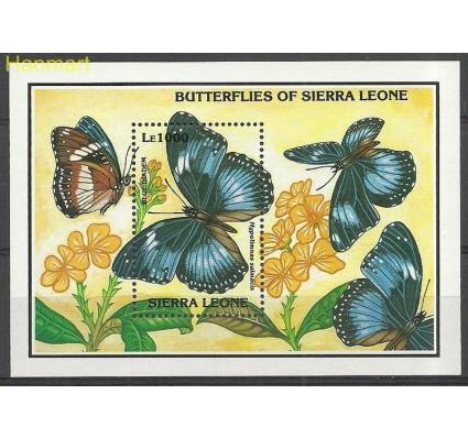 Znaczek Sierra Leone 1993 Mi bl224 Czyste **