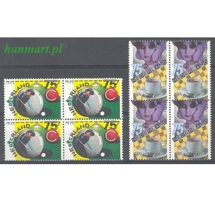 Holandia 1986 Mi 1301-1302 Czyste **