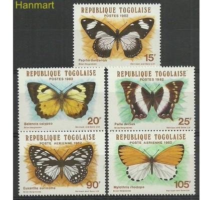 Znaczek Togo 1982 Mi 1607-1611 Czyste **