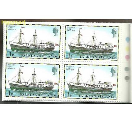 Znaczek Falklandy 1978 Mi mh 255+257+259-260+264 Czyste **
