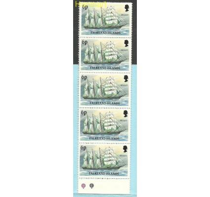 Znaczek Falklandy 1989 Mi mh 493I+499I Czyste **