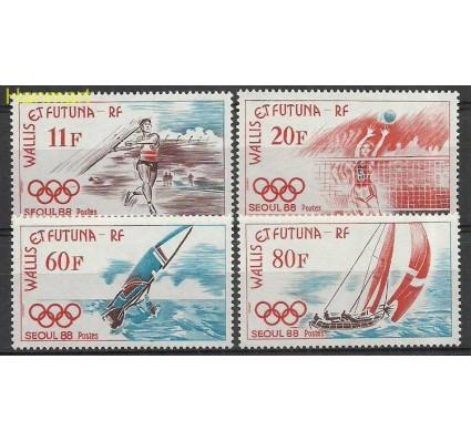 Znaczek Wallis et Futuna 1988 Mi 555-558 Czyste **