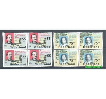 Holandia 1987 Mi 1313-1314 Czyste **
