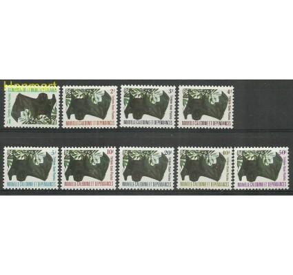 Znaczek Nowa Kaledonia 1983 Mi por42-50 Czyste **