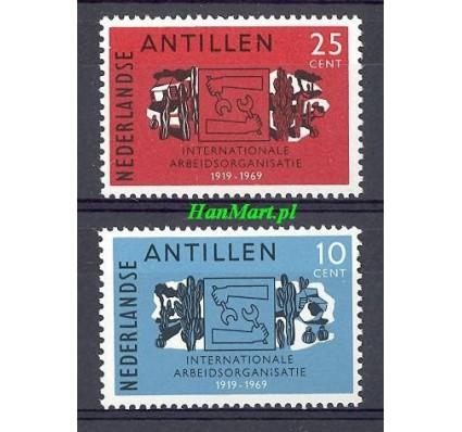 Antyle Holenderskie 1969 Mi 208-209 Czyste **
