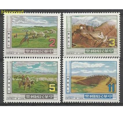 Znaczek Tajwan 1983 Mi 1531-1534 Czyste **
