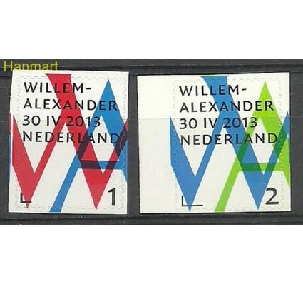 Znaczek Holandia 2013 Mi 3106-3107 Czyste **