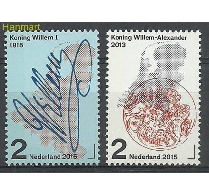 Znaczek Holandia 2015 Mi 3330-3331 Czyste **
