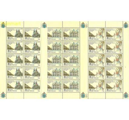 Znaczek Watykan 1996 Mi ark 1181-1183 Czyste **