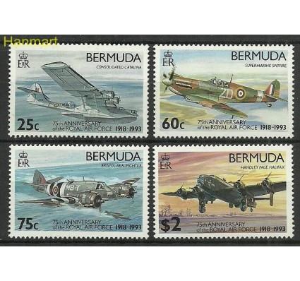 Znaczek Bermudy 1993 Mi 635-638 Czyste **