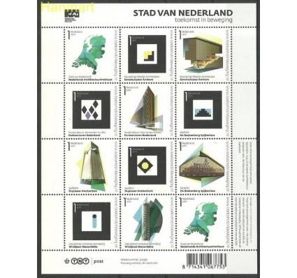 Znaczek Holandia 2011 Mi ark 2840-2850 Czyste **