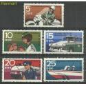 NRD / DDR 1970 Mi 1579-1583 Czyste **