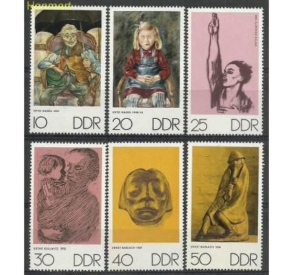 Znaczek NRD / DDR 1970 Mi 1607-1612 Czyste **