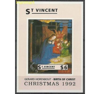 Znaczek St. Vincent 1992 Mi bl231 Czyste **
