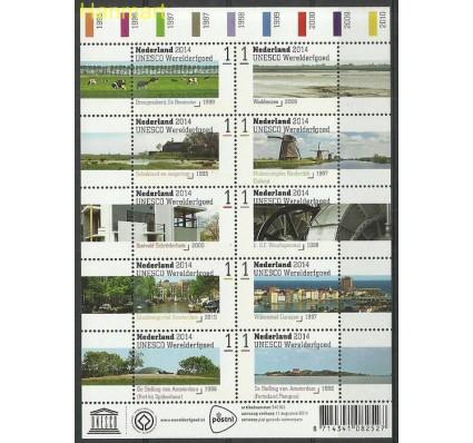 Znaczek Holandia 2014 Mi ark 3262-3271 Czyste **