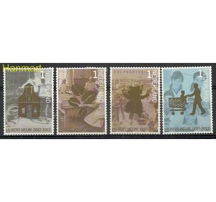Znaczek Holandia 2012 Mi 2949-2952 Czyste **