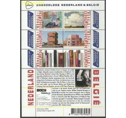 Znaczek Holandia 2013 Mi bl 150 Czyste **