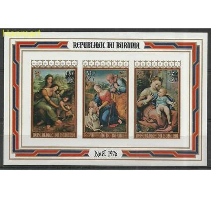 Znaczek Burundi 1976 Mi bl98B Czyste **