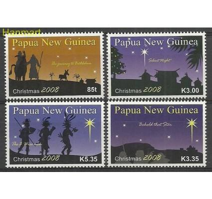 Znaczek Papua Nowa Gwinea 2008 Mi 1377-1380 Czyste **